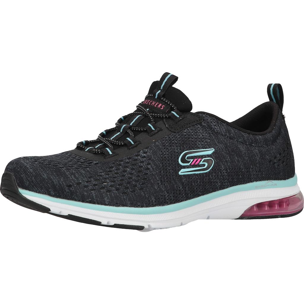 Skechers Sneaker »Lederimitat/Mesh«