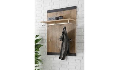 my home Garderobenpaneel »Bruegge«, mit einer dekorativen Rahmenoptik kaufen