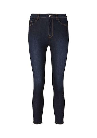 TOM TAILOR mine to five Skinny - fit - Jeans »Kate Skinny Jeans mit kurzen Seitenschlitzen« kaufen