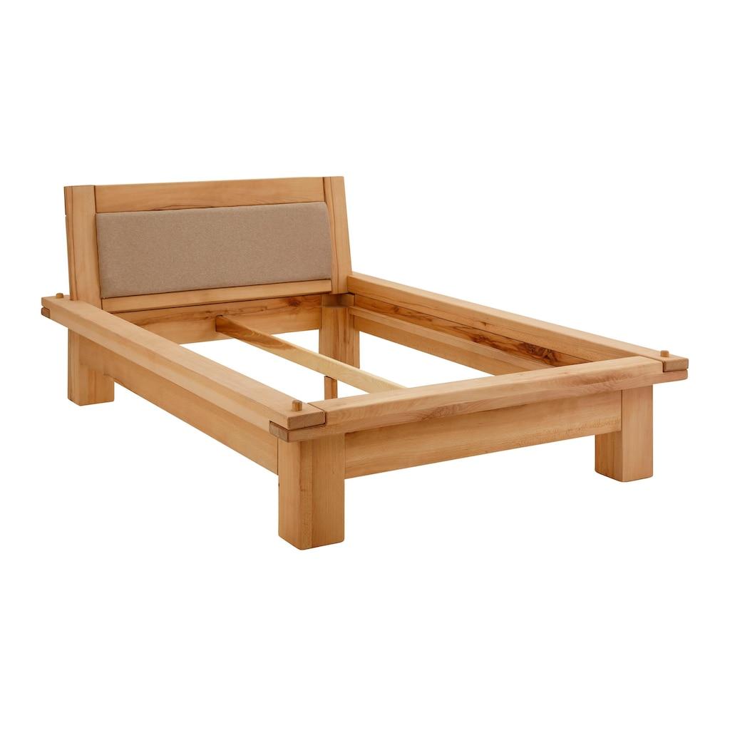 Holzzone Bett »Cindy«, vegan