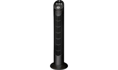 CLATRONIC Turmventilator »T-VL 3546«, 75° oszillierend kaufen