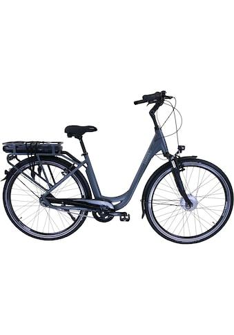 HAWK Bikes E-Bike »HAWK eCity Wave BAFANG«, 7 Gang, Shimano, Nexus 7G, Frontmotor 250 W kaufen