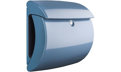 Burg Wächter Briefkasten »Piano 886 LB«, in Klavierlack-Optik, Light Blue kaufen
