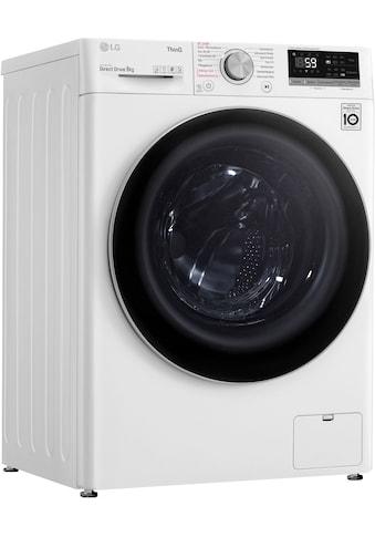 LG Waschmaschine »F4WV509S1«, F4WV509S1, 9 kg, 1400 U/min kaufen