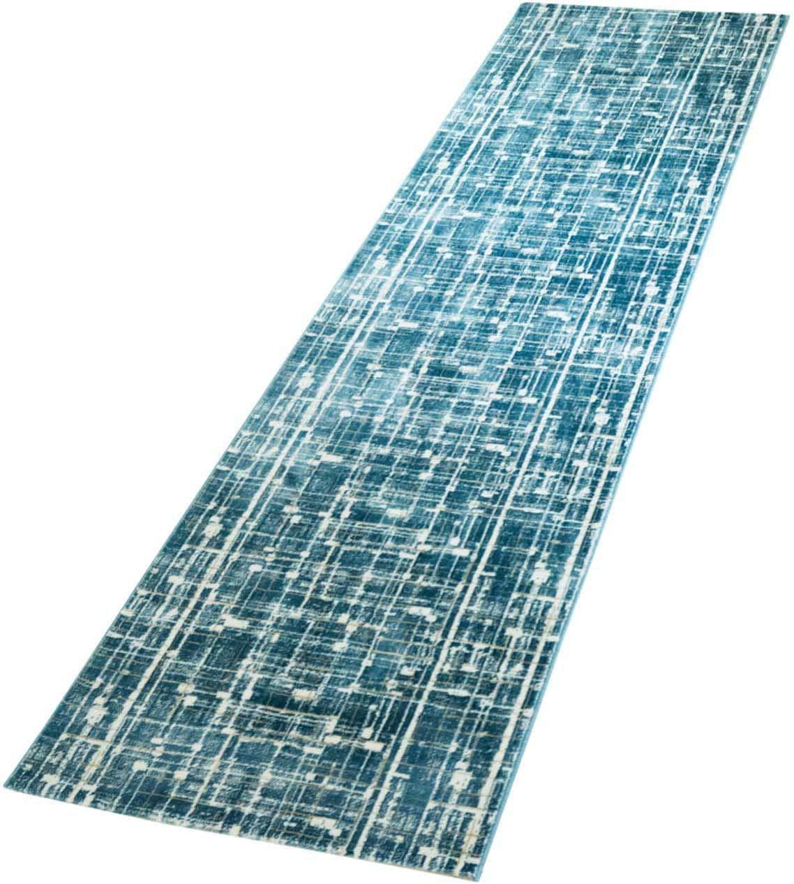 Läufer Showtime Carpet City rechteckig Höhe 10 mm maschinell gewebt
