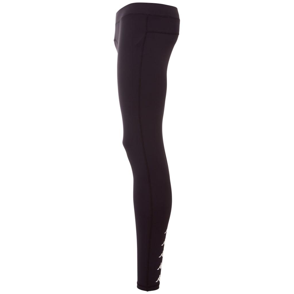Kappa Leggings »IELLE«, ideal für die Laufrunde nach dem Homeoffice