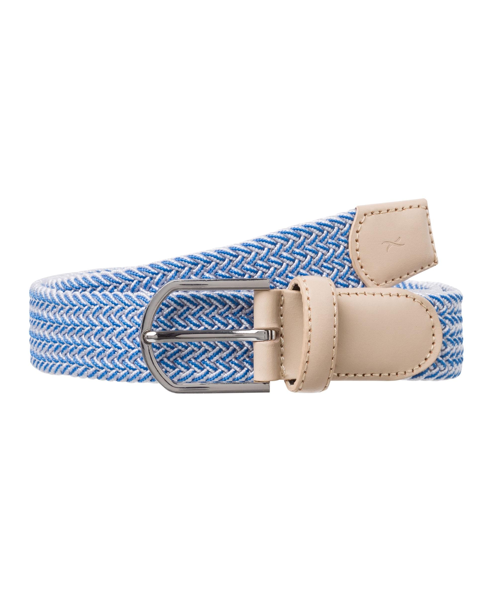 Brax Ledergürtel Style DAMENGÜRTEL blau Damen Accessoires