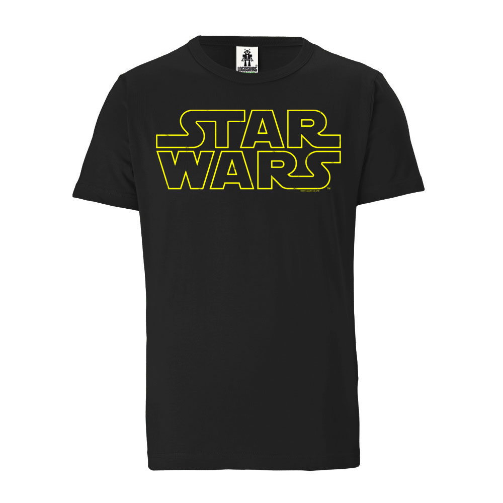 logoshirt -  T-Shirt mit tollem Star Wars-Print