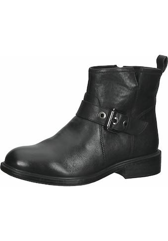 Geox Stiefelette »Leder« kaufen