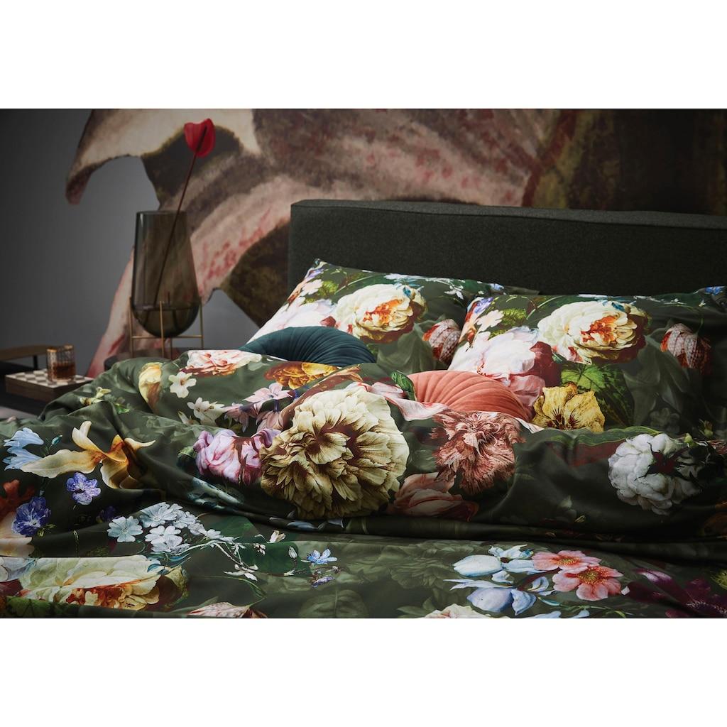 Essenza Wendebettwäsche »Fleur«, mit Blüten