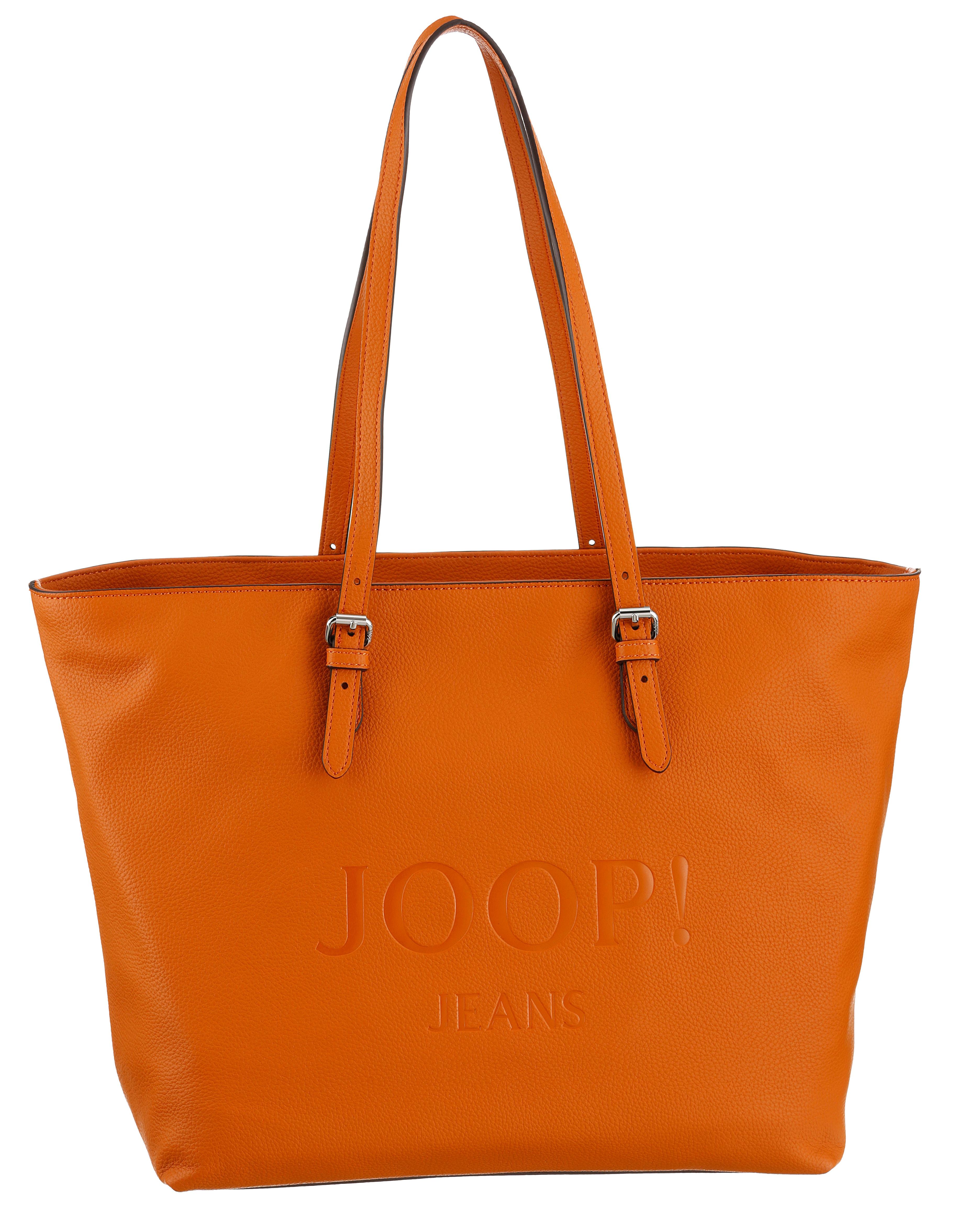 joop jeans -  Shopper Lettera Lara, mit Logoprägung