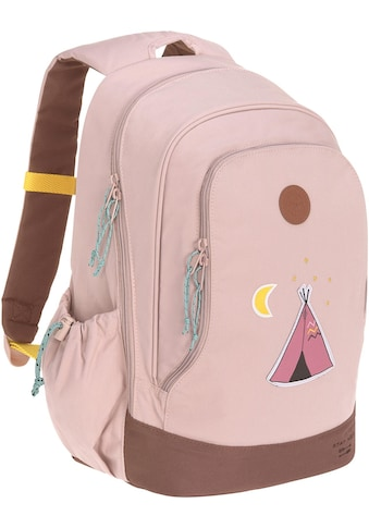 Lässig Kinderrucksack »Adventure Tipi, Big Backpack«, Floureszierende Flächen,... kaufen