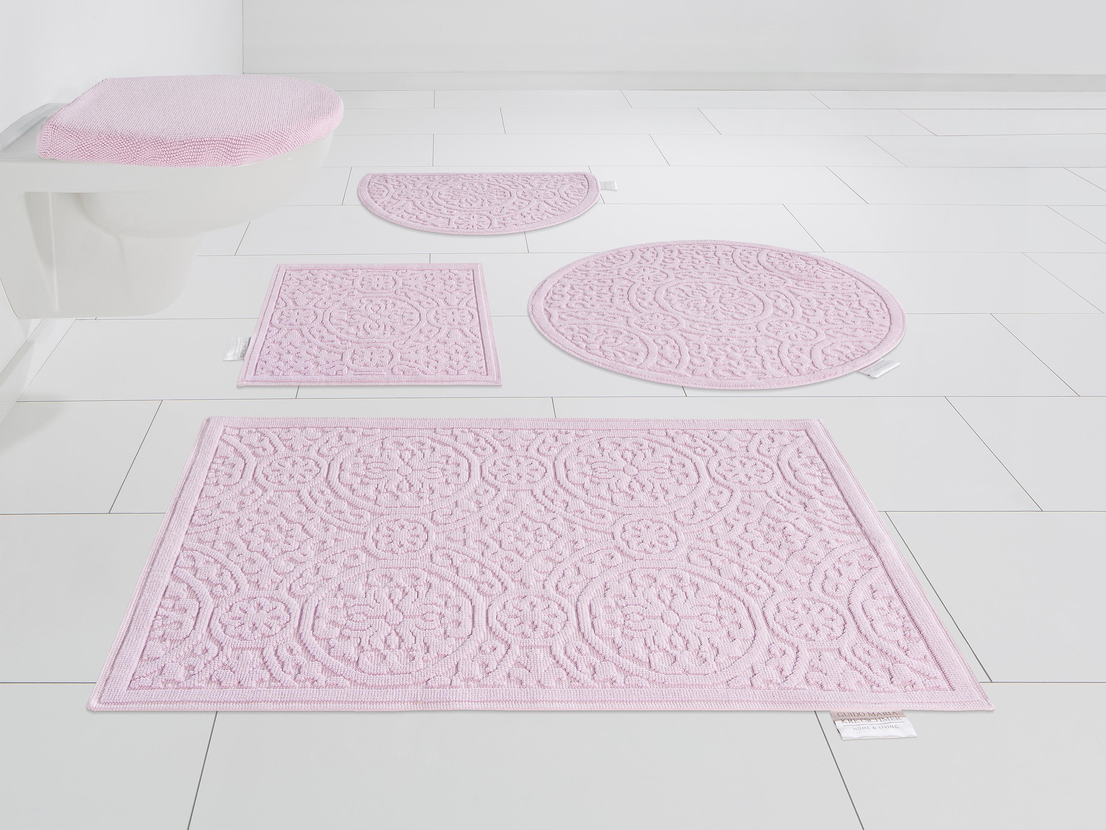 Badematte Garden Pastels Guido Maria Kretschmer Home&Living Höhe 3 mm