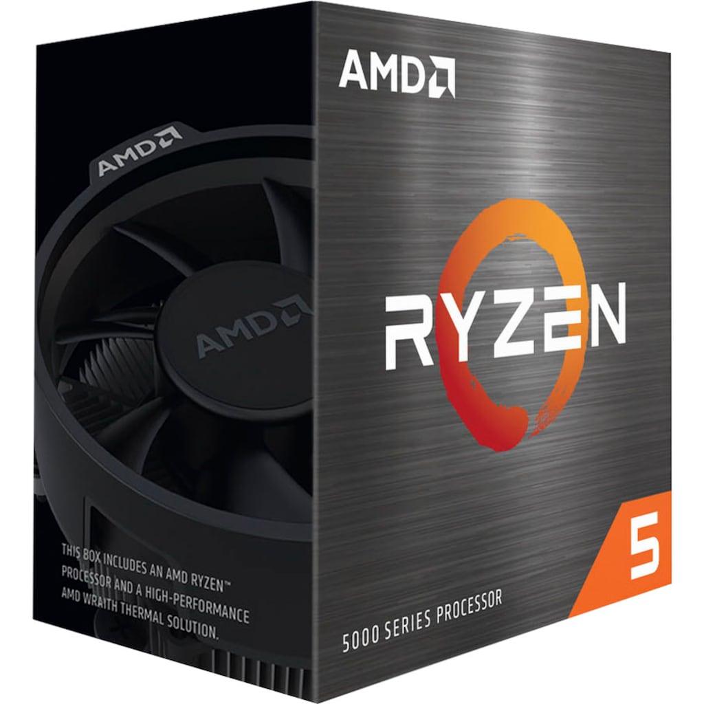 AMD Prozessor »Ryzen 5 5600X«