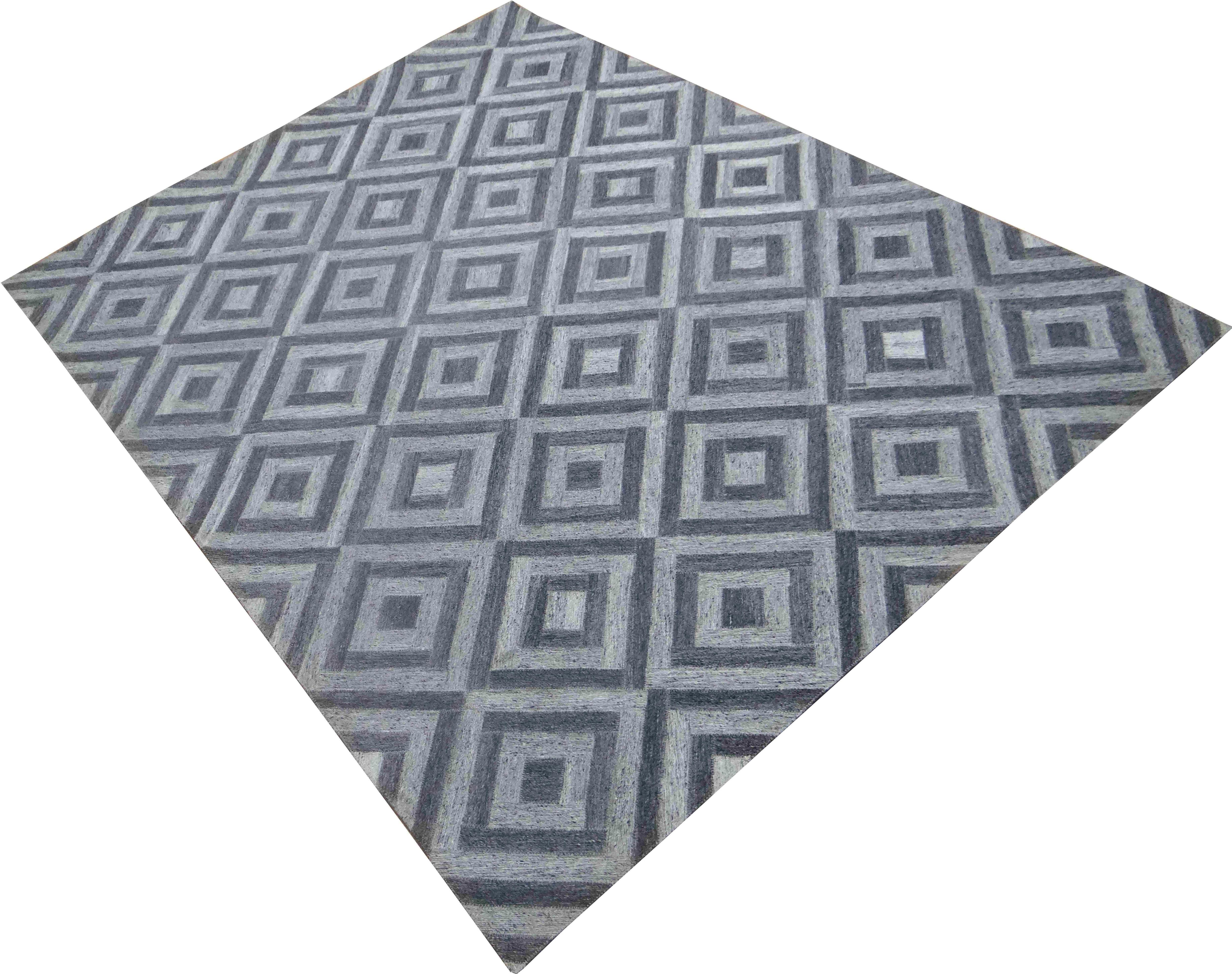Teppich Grani SIT rechteckig Höhe 8 mm handgetuftet