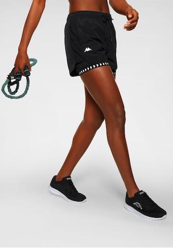 Kappa 2 - in - 1 - Shorts »SHORTS« kaufen