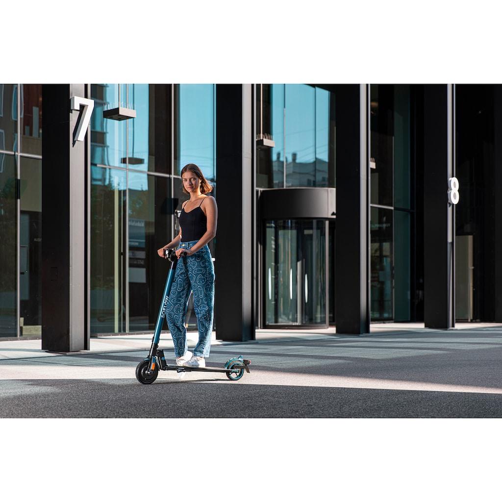 soflow E-Scooter »SOFLOW - SO1 E-Scooter mit Straßenzulassung«
