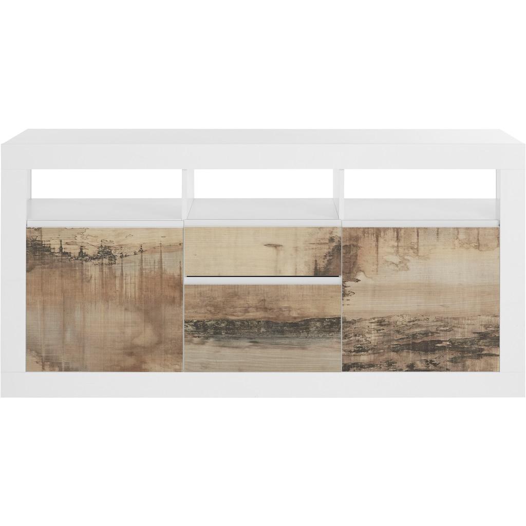 Tecnos Sideboard »Zoe«, Breite 166 cm