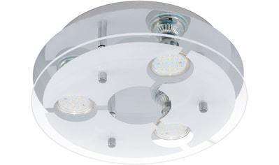 EGLO LED Deckenleuchte »CABI«, GU10, Warmweiß, LED Deckenlampe kaufen