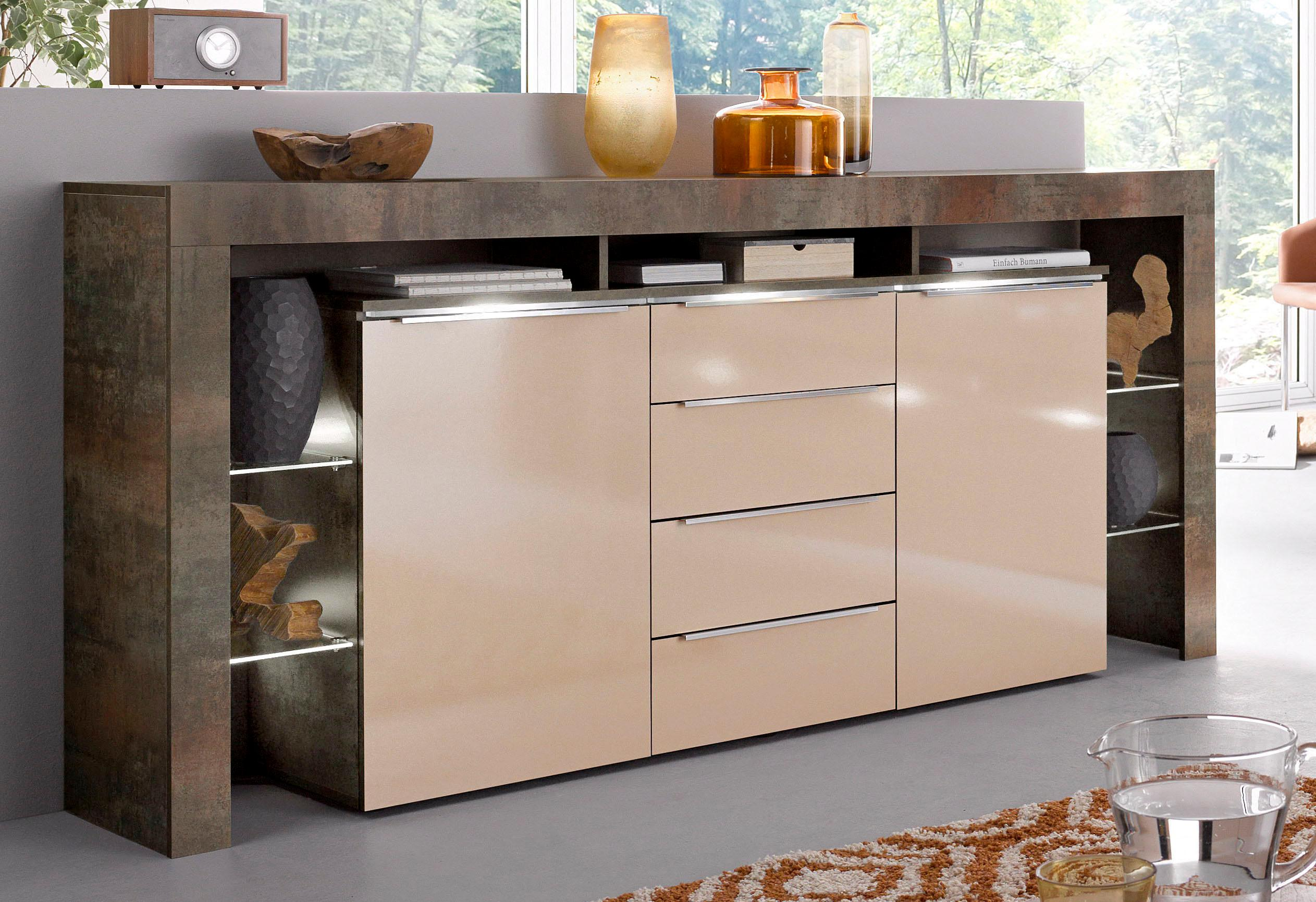 Places of Style Sideboard Lima Breite 192 cm