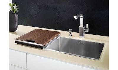 BLANCO Küchenspüle »CLARON 550 - U«, benötigte Unterschrankbreite: 60 cm kaufen