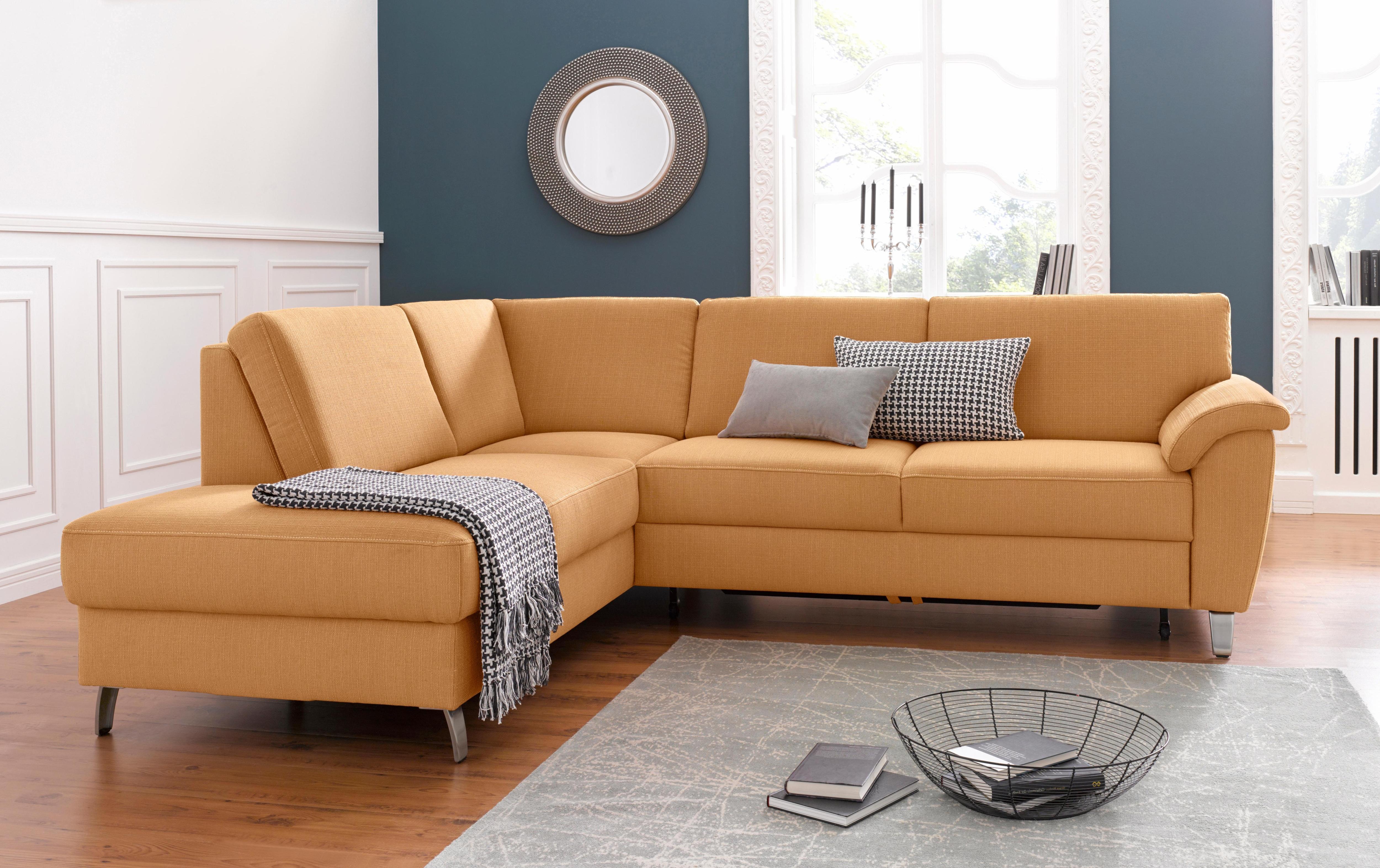 cotta polsterecke wahlweise mit bettfunktion moebel suchmaschine. Black Bedroom Furniture Sets. Home Design Ideas