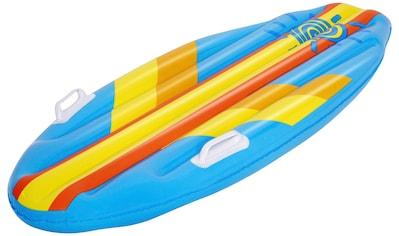 Bestway Badeinsel »Bodyboard Sunny Surf Rider«, BxLxH: 40x112x10 cm kaufen