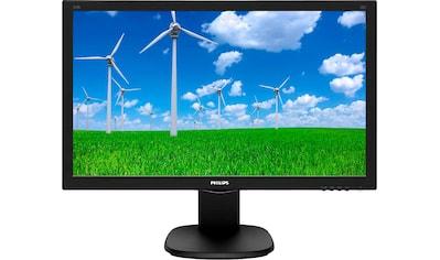 Philips »243S5LHMB« LCD - Monitor (23,6 Zoll, 1920 x 1080 Pixel, Full HD, 1 ms Reaktionszeit, 60 Hz) kaufen