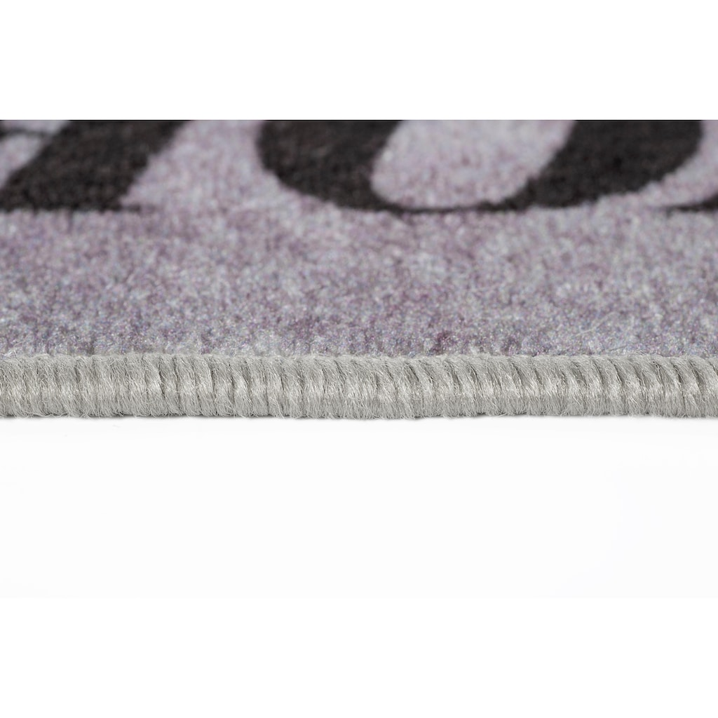 Andiamo Teppich »Städteteppich«, rechteckig, 5 mm Höhe, Wohnzimmer