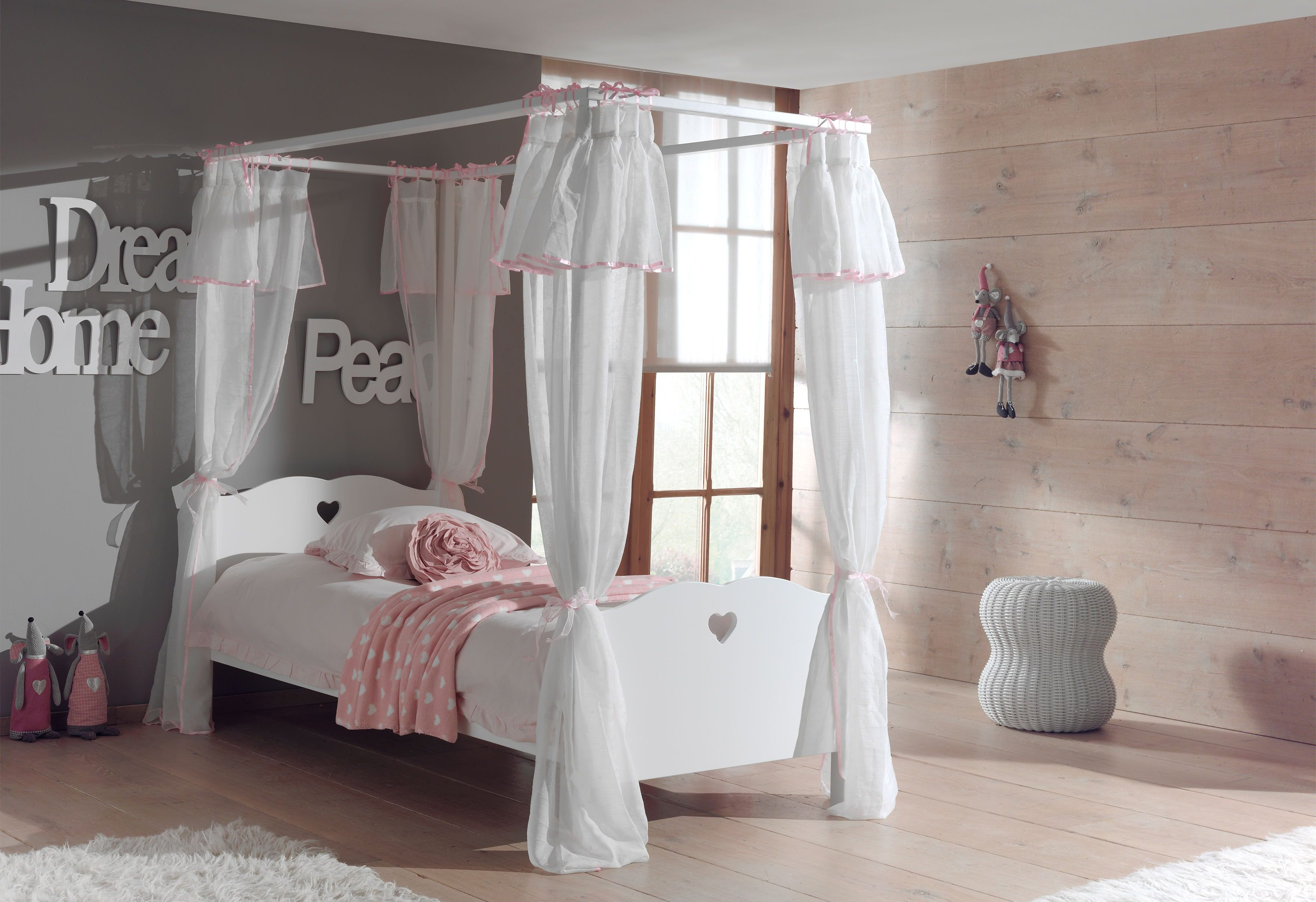 Vipack Furniture Himmelbett Amori