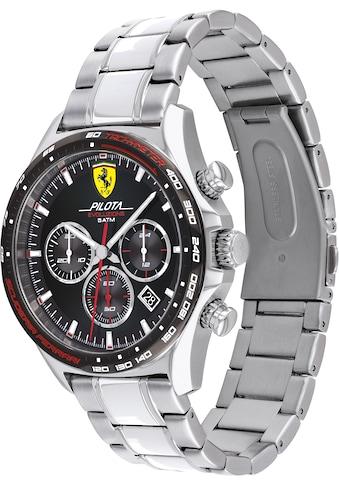 Scuderia Ferrari Chronograph »PILOTA EVO, 830714« kaufen
