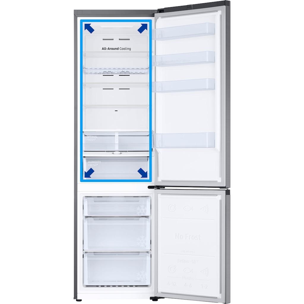 Samsung Kühl-/Gefrierkombination »RL34T603DSA/EG«, RL34T603DSA, 185,3 cm hoch, 59,5 cm breit