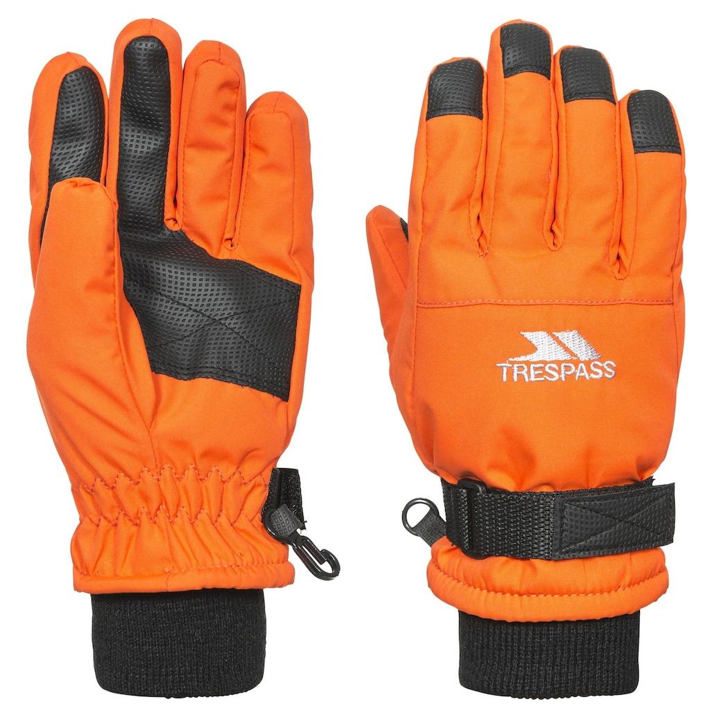 Trespass Skihandschuhe »Kinder Ski-Handschuhe Ruri II«