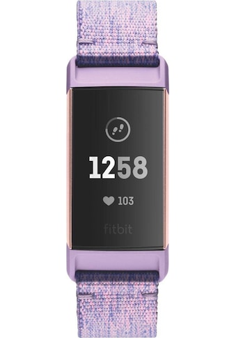 fitbit Charge 3 mit NFC Smartwatch (3,98 cm) kaufen
