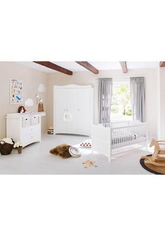 Pinolino® Babyzimmer-Komplettset »Florentina«, (Set, 3 St.), breit groß; mit... kaufen