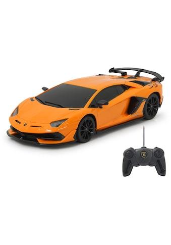 "Jamara RC - Auto ""Lamborghini Aventador SVJ 1:24  -  40 MHz, orange"" kaufen"