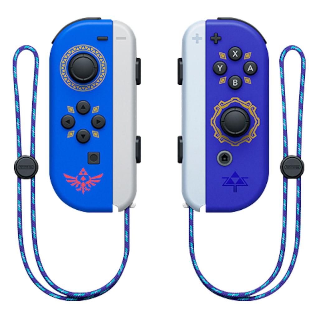 Nintendo Switch Wireless-Controller »Joy-Con 2er-Set«, Zelda: Skyward Sword Edition