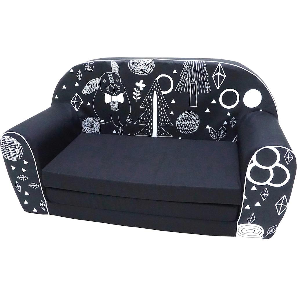 Knorrtoys® Sofa »Rabbit«, für Kinder; Made in Europe