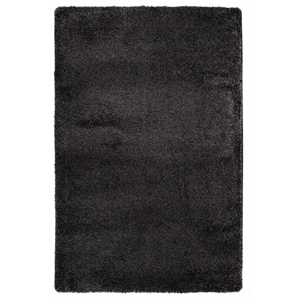 LUXOR living Hochflor-Teppich »Liverpool«, rechteckig, 32 mm Höhe, Wunschmaß, Wohnzimmer