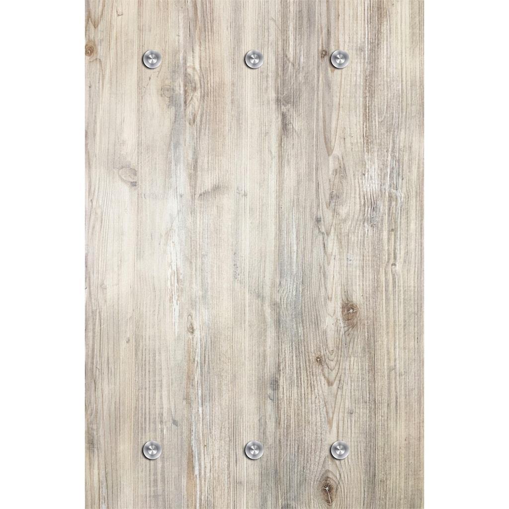 queence Garderobe »Holzoptik«