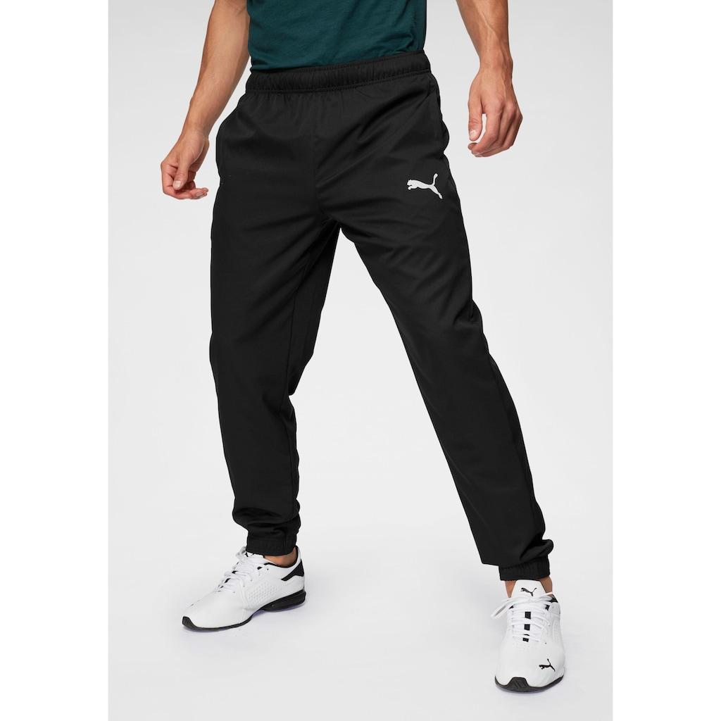 PUMA Sporthose »ACTIVE WOVEN PANTS CL«