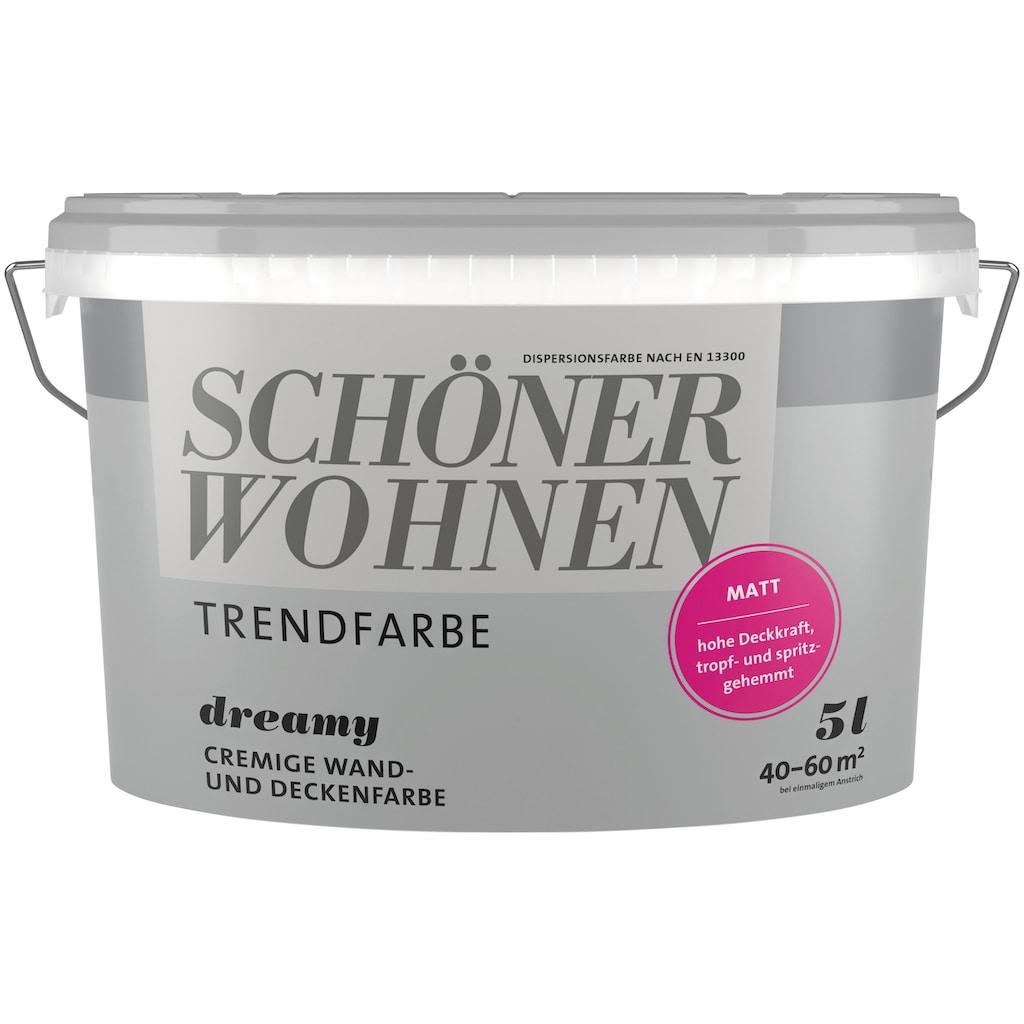 SCHÖNER WOHNEN-Kollektion Wand- und Deckenfarbe »Trendfarbe«