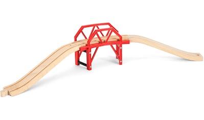 BRIO® Spielzeugeisenbahn-Brücke »BRIO® WORLD Bahnbrücke mit Auffahrten«, FSC®-Holz aus... kaufen