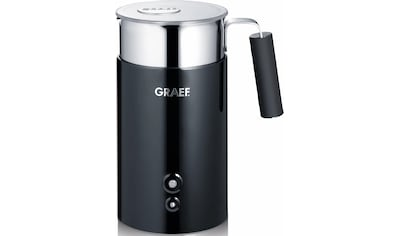 Graef Milchaufschäumer »MS 702, schwarz«, automatisch kaufen