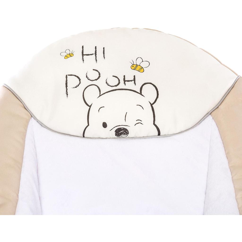 Hauck Hochstuhl »Sit`n Relax, Pooh Cuddles«, mit zwei Aufsätzen