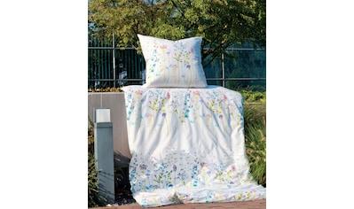 Janine Bettwäsche »Tango 20062«, mit floralem Muster kaufen