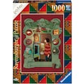 Ravensburger Puzzle »Harry Potter bei der Weasley Familie«, ; Made in Germany