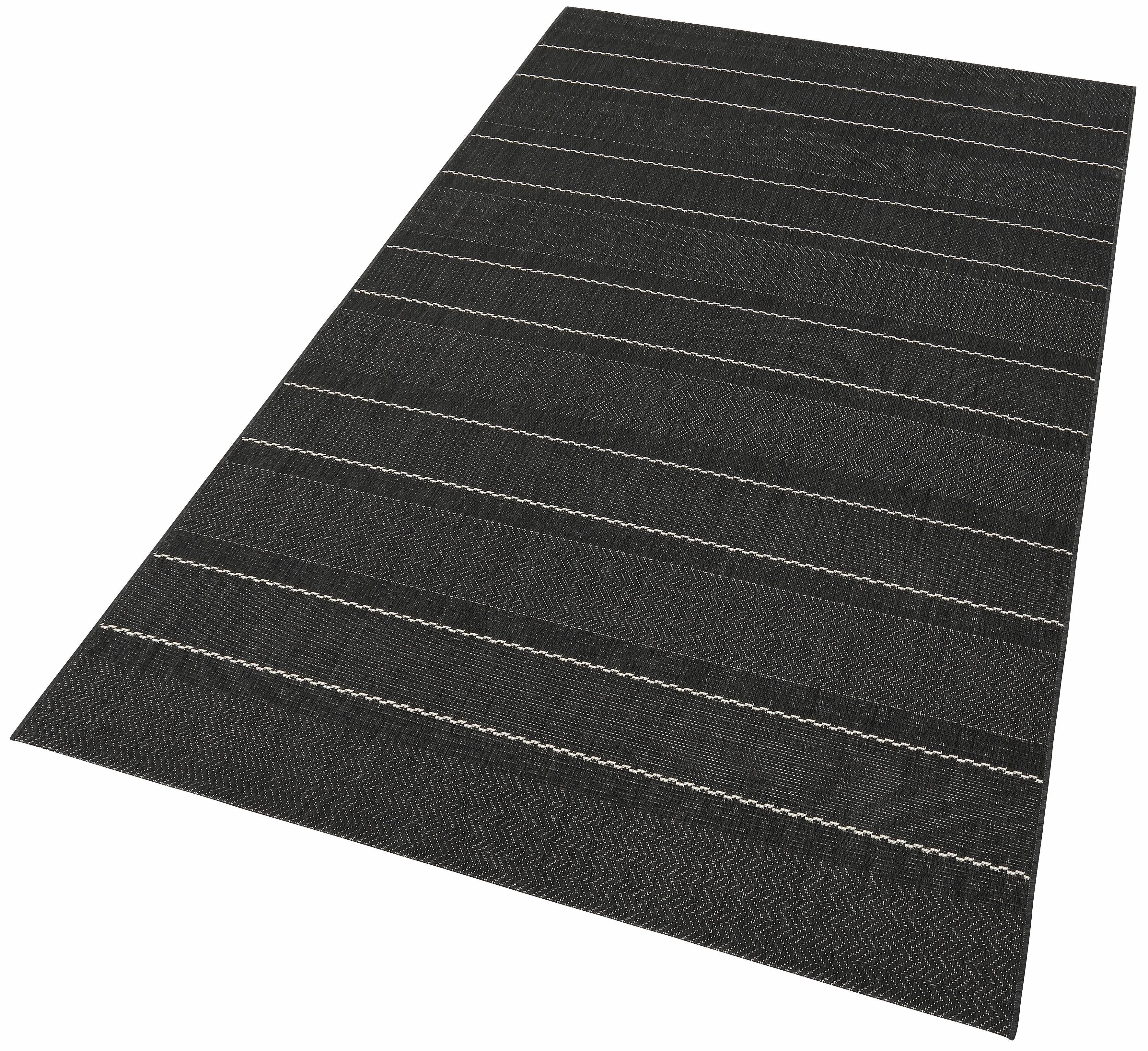teppich f rth hanse home rechteckig h he 8 mm. Black Bedroom Furniture Sets. Home Design Ideas