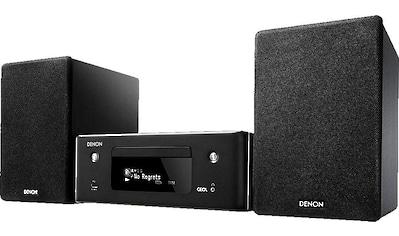 Denon »CEOL - N10« Kompaktanlage (Internetradio, 160 Watt) kaufen