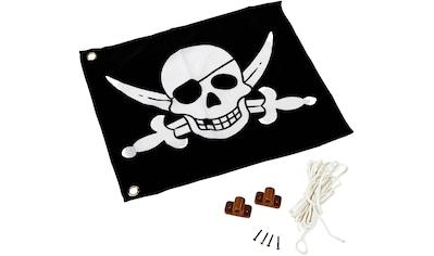 ABUKI Fahne »Pirat«, 55x45 cm kaufen